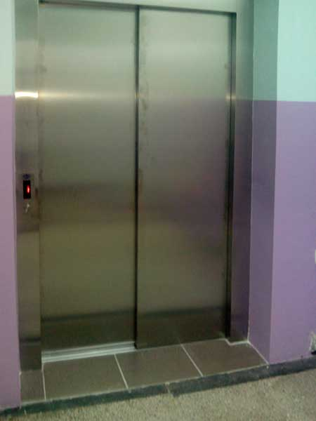 Hospital lift, Bolnica Brčko