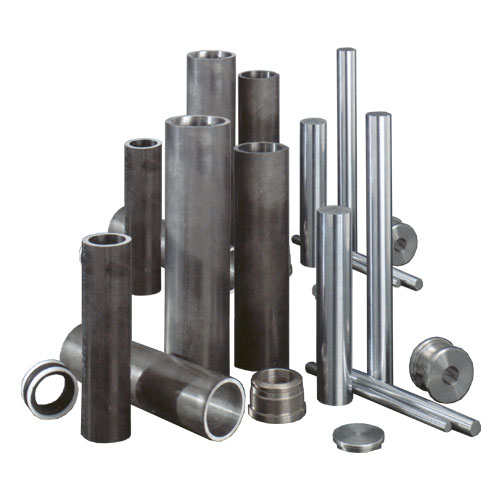Components of the hydraulic cylinders